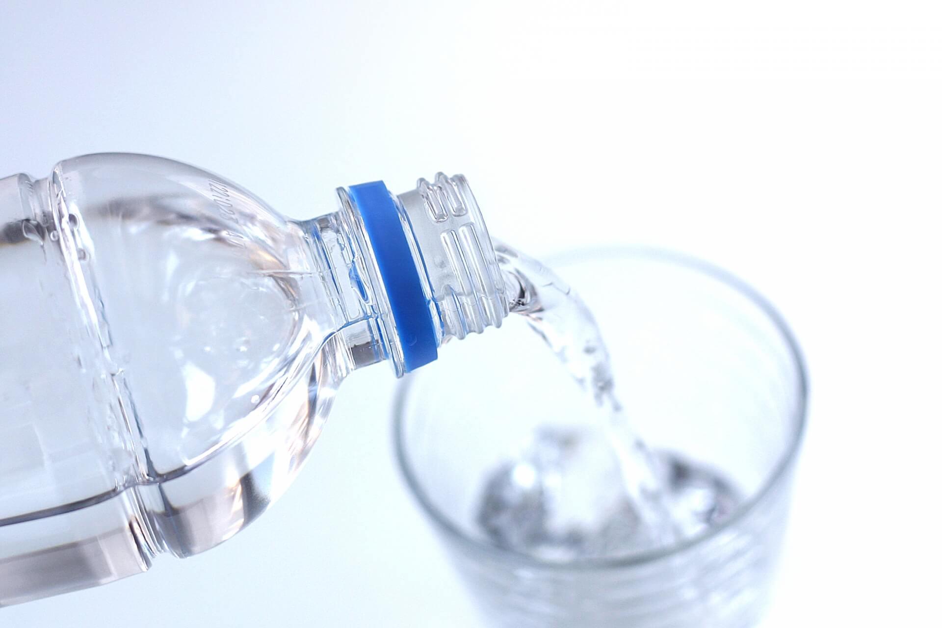 サウナで整う水分補給