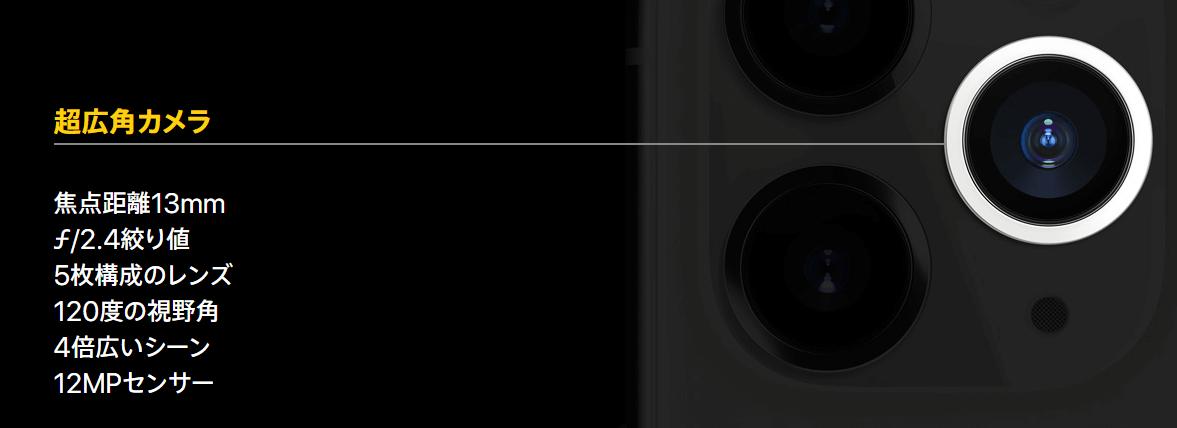 新型iPhoneのタピオカカメラの機能1